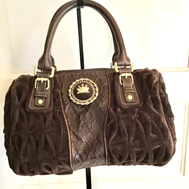 Item - Chocolate Velvet Satchel