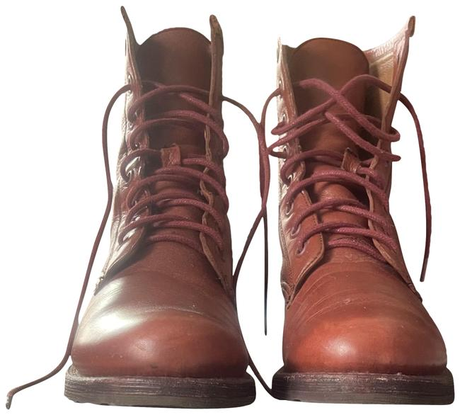 Item - Red Clay Veronica Combat (Purchased @bloomingdales For Over Boots/Booties Size US 8 Regular (M, B)