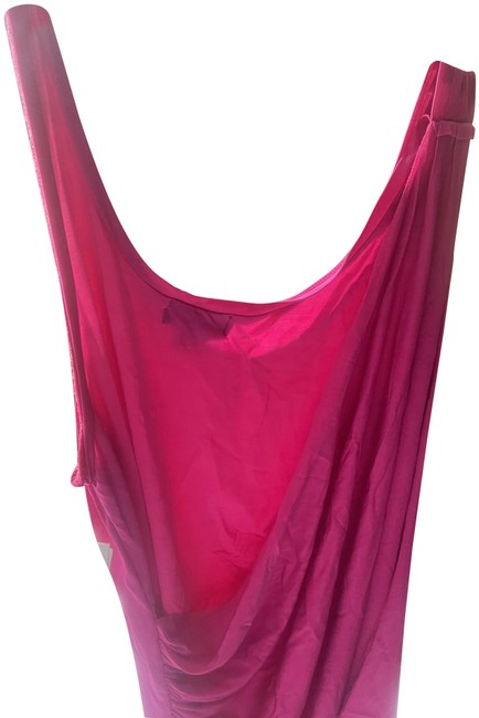 Item - Hot Pink (Large)-never Worn-needs A Steam Blouse Size 12 (L)