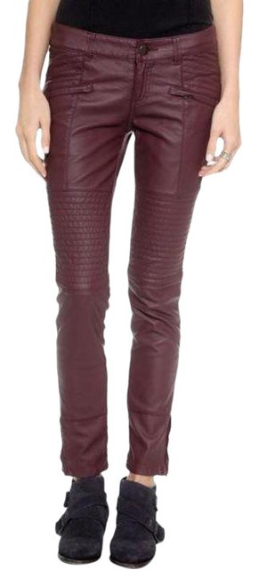 Item - Brown Faux Leather Mulberry Vegan Pants Size 8 (M, 29, 30)