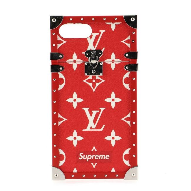 Item - Red Eye Trunk Phone Case Limited Edition Supreme Monogram Canvas Iphone 7 Tech Accessory