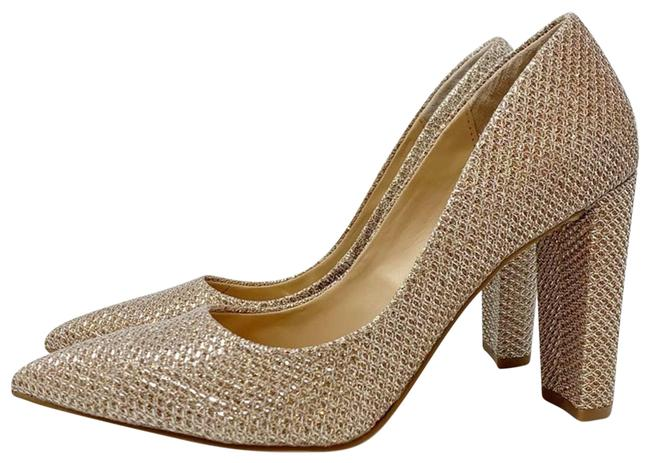 Item - Tan Jewel Rumor Champagne 5.5m Pumps Size US 5.5 Regular (M, B)