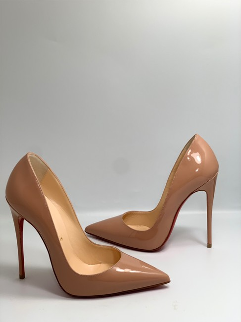 Item - Nude So Kate 120 Patent Leather Pumps Size EU 36 (Approx. US 6) Regular (M, B)