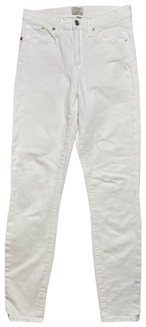 Item - White Lookout High Rise Skinny Jeans Size 4 (S, 27)