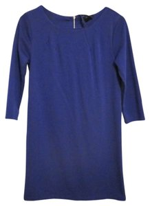 H&M short dress Royal Blue on Tradesy