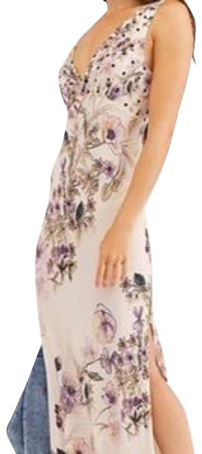 Item - Never Too Late Smoke M Long Casual Maxi Dress Size 8 (M)