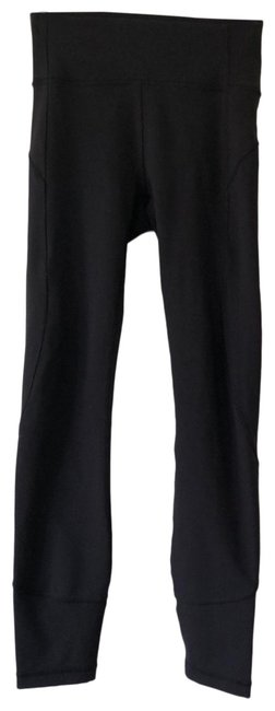 Item - Black In Movement 7/8 Tight Activewear Bottoms Size 4 (S)