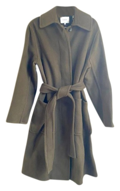Item - Green Patch Pocket Coat Size 8 (M)