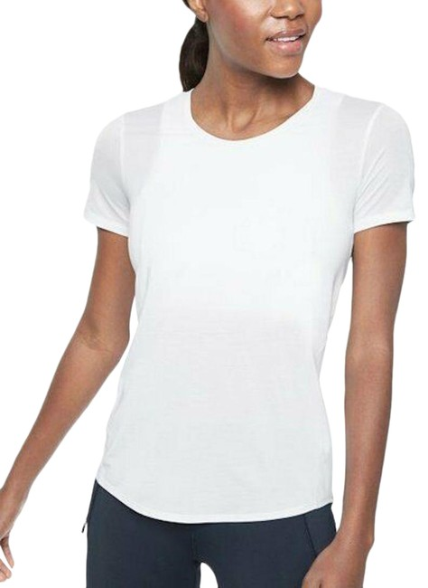 Item - White Kettlebella Training Activewear Top Size 00 (XXS)