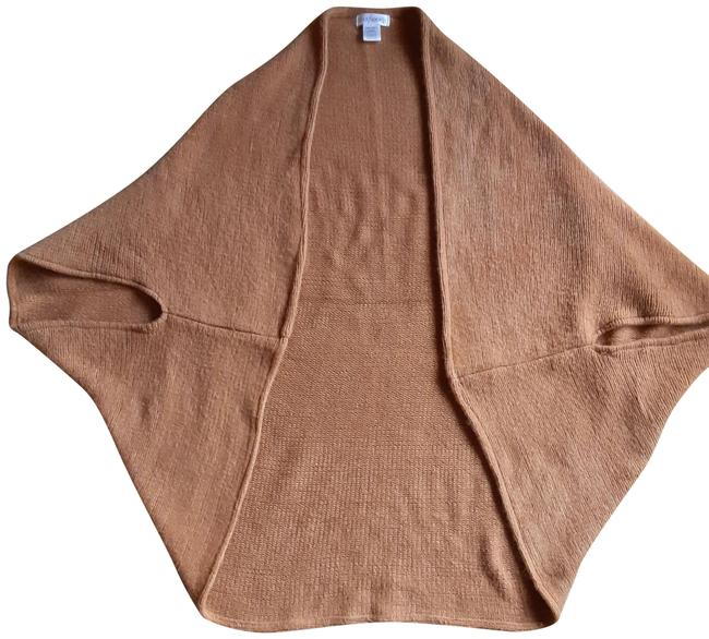 Item - Light Brown Women's Poncho/Cape Size OS (one size)