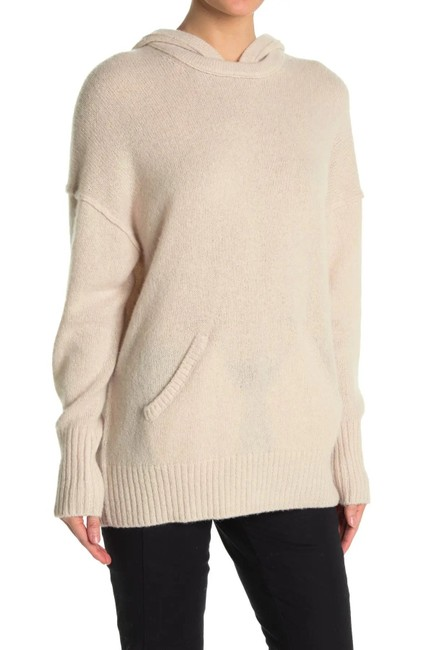 Item - Luxe Cashmere Hoodie Wheat Sweater
