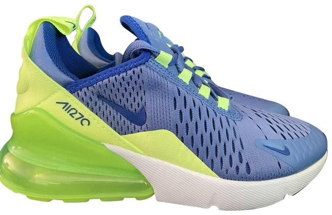 Item - Blue Air Max 270 Gs Green White Training Sneakers Size US 5.5 Regular (M, B)
