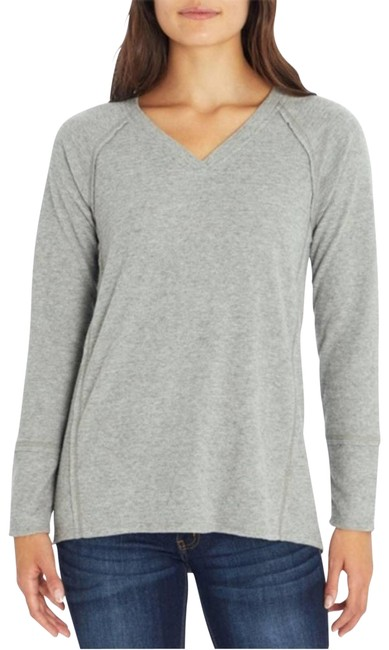 Item - XL Haley Brushed Size Gray Sweater