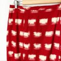 Corey Lynn Calter Red White Ackee Pencil Skirt Size 6 (S, 28) Corey Lynn Calter Red White Ackee Pencil Skirt Size 6 (S, 28) Image 2