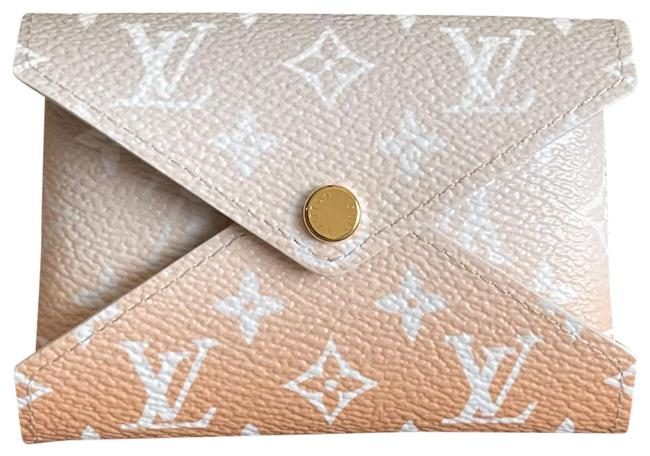 Item - Multicolor Pochette Kirigami Small By The Pool For Cards Or Coins
