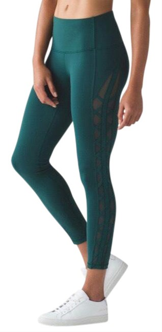 Item - Green High Times Pant (Rhythm) Activewear Bottoms Size 4 (S)