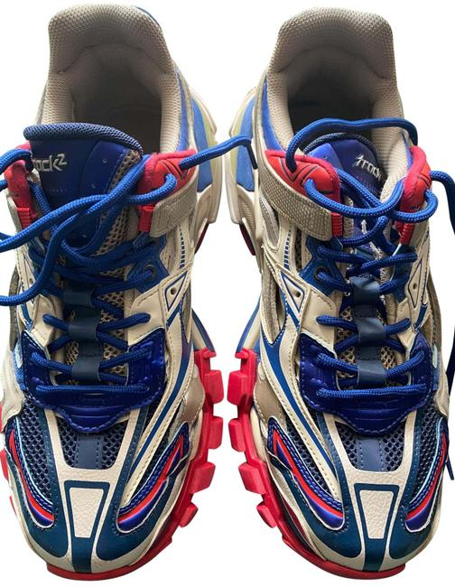 Item - Blue Track 2 Sneakers Size US 9 Regular (M, B)
