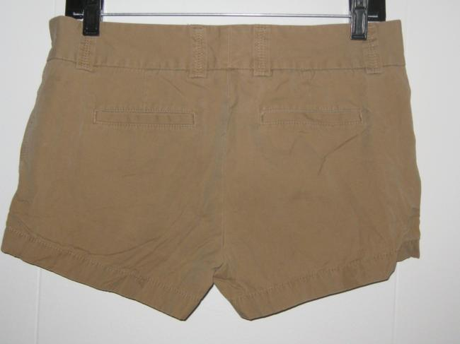 J.Crew Mini/Short Shorts Tan Image 1