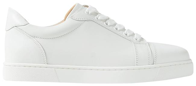 """Item - White Vieira Leather """"Stock"""" Sneakers Size EU 38 (Approx. US 8) Regular (M, B)"""