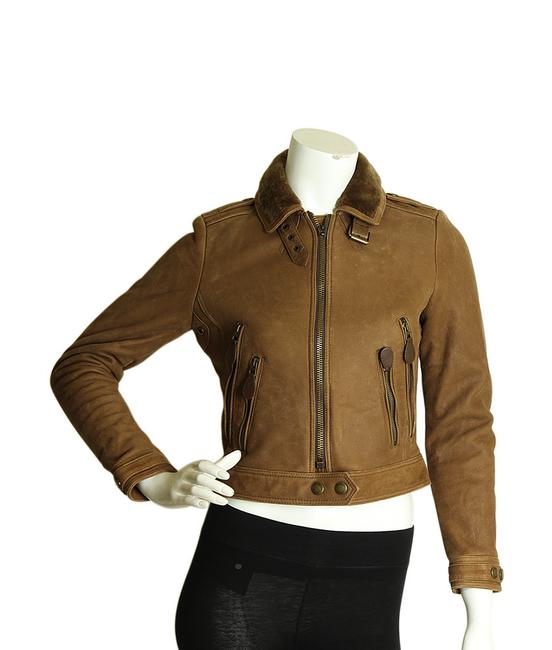 Item - Brown Roebuck Shearling (196960) Jacket Size 4 (S)