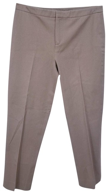 Item - Tan High Rise Ankle Activewear Bottoms Size 6 (S, 28)