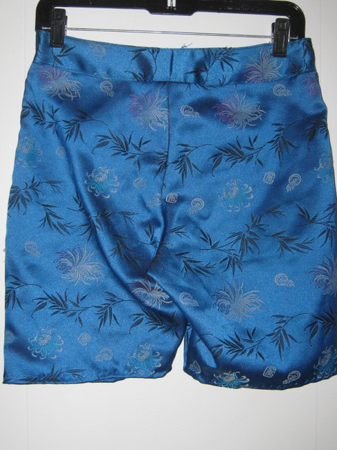 Dollhouse Bermuda Shorts Blue