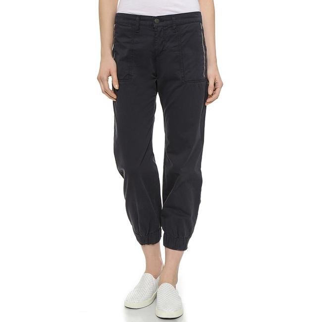 Item - Black Medium Wash Jogger / Pants Relaxed Fit Jeans Size 25 (2, XS)