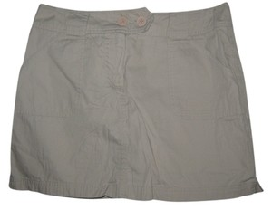 New York & Company Skort Khaki/tan