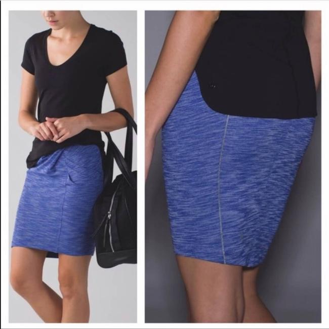 Item - Blue &go Where-to In Sapphire Skirt Size 4 (S, 27)