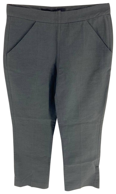 Item - Gray Cropped Womens Pants Size 8 (M, 29, 30)