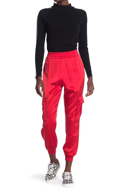 Item - Red Smocked Pants Size 2 (XS, 26)