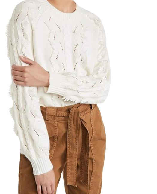 Item - Francis White Cream Sweater