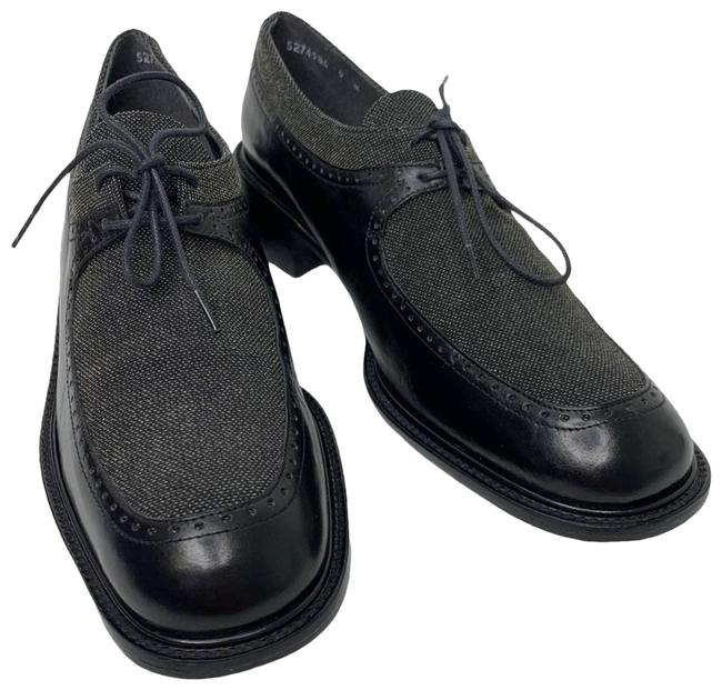Item - Black Calf Gatsby Loafers 9n Flats Size US 9 Narrow (Aa, N)