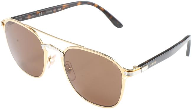 Item - Brown C De Sunglasses