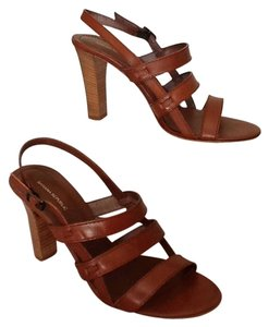 Banana Republic tobacco Sandals