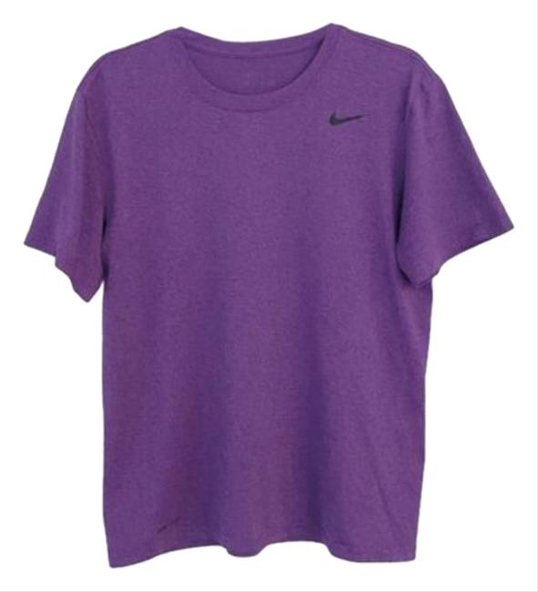 Item - Purple and Pink Dri-fit Sleeve T-shirt Activewear Top Size 8 (M)