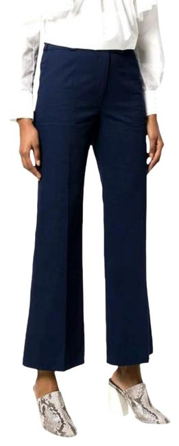Item - Blue Cropped Trousers Pants Size 10 (M, 31)
