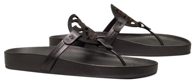 Item - Black Miller Cloud Sandals Size US 10 Wide (C, D)