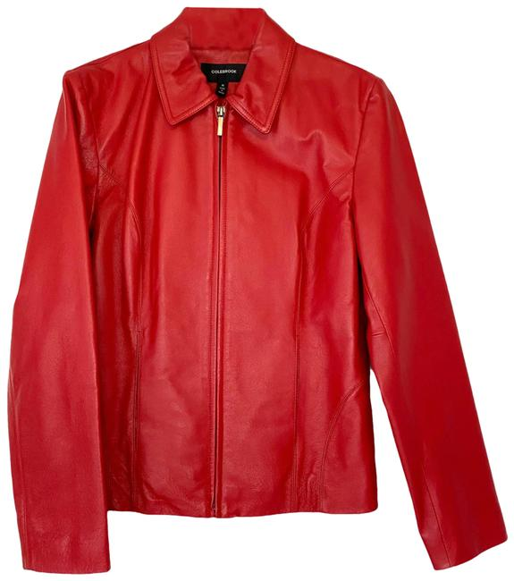 Item - Red 3087 Jacket Size 8 (M)
