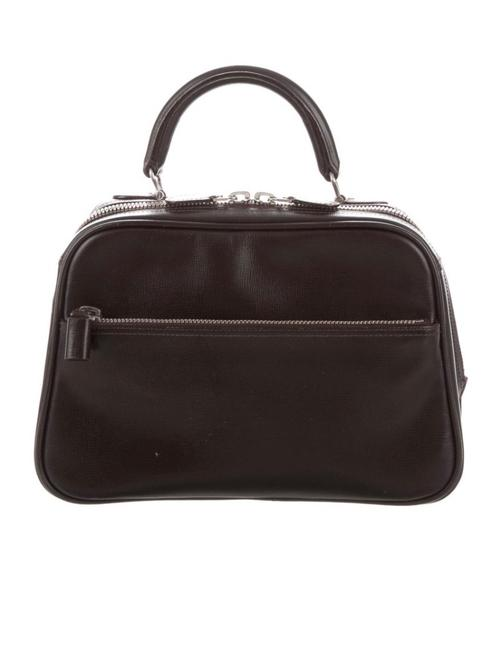 Item - S-bag Small Brown Leather Tote