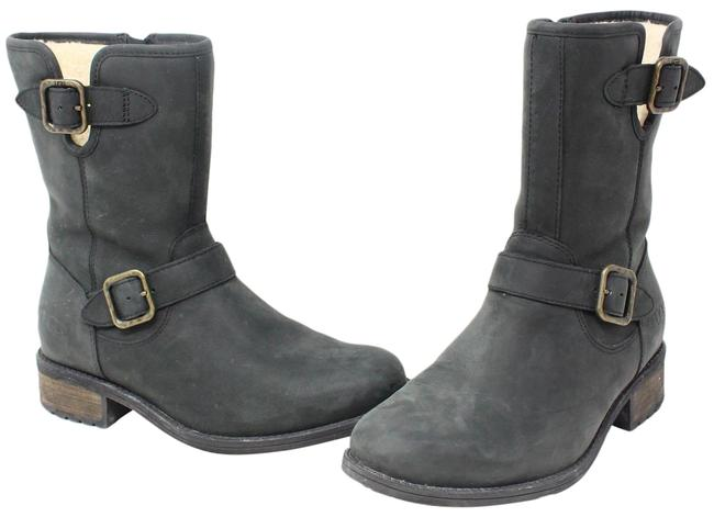 Item - Gray Velvet Boots/Booties Size US 6.5 Regular (M, B)