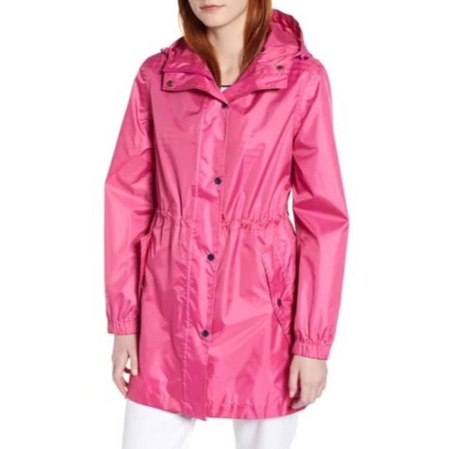 Item - Pink Golightly Hooded Coat Size 16 (XL, Plus 0x)