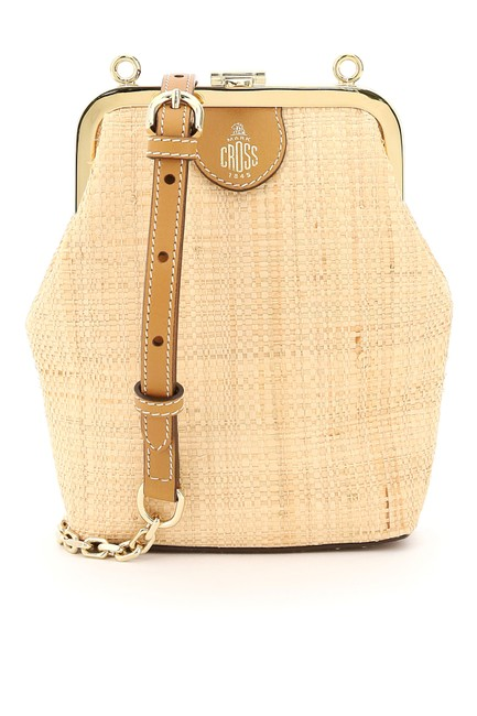 Item - Mini Bag Susanna Raffia Multicolored Tote