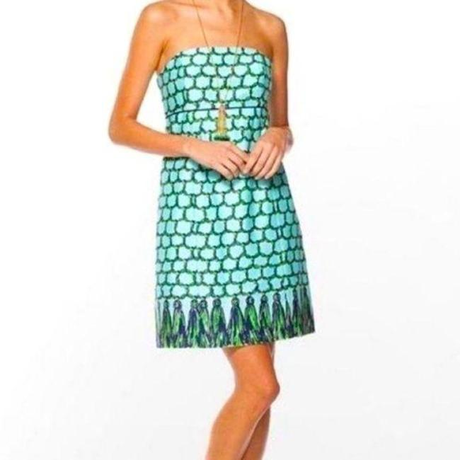 Item - Green Chain Short Casual Dress Size 0 (XS)