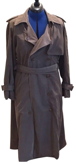 Item - Brown W W/Removable Wool Line... Coat Size 8 (M)