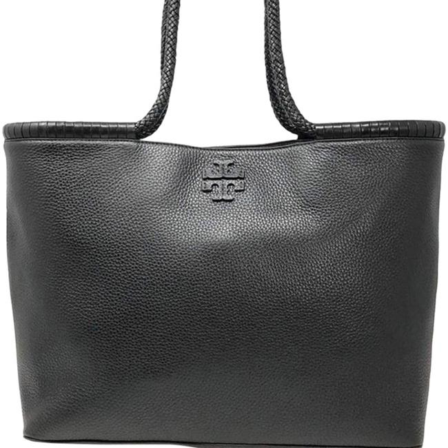 Item - Taylor Tote Black Leather Weekend/Travel Bag