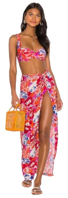 Item - Pink Mia Cover-up/Sarong Size 4 (S)