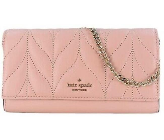 Item - Wlru5461 Pink Leather Shoulder Bag