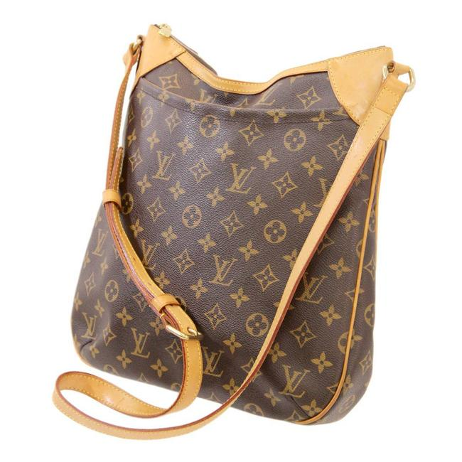 Item - Odeon Mm M56389 Vi2048 Brown Monogram Shoulder Bag
