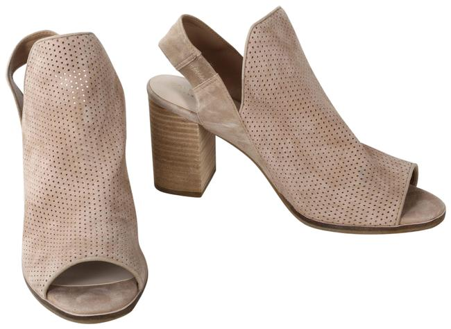 Item - Blush Sling Bootie Sandals Size US 10 Regular (M, B)